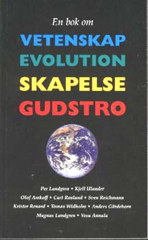 En bok om Vetenskap Evolution Skapelse
