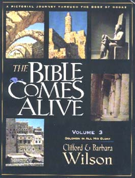 The Bible comes alive: Vol 3, Solomon in all his glory